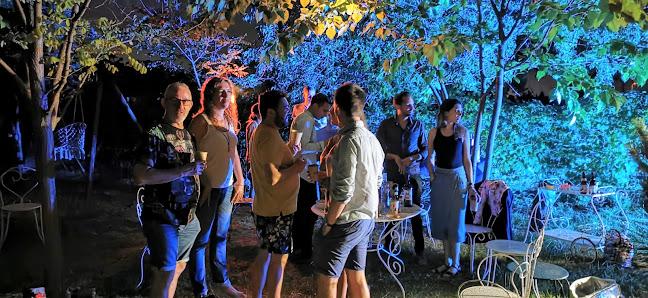 Petite soirée entre amis aux Coquilloux à Montpellier